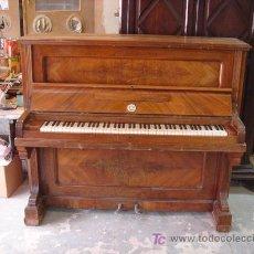 Instrumentos musicales: PIANO ANTIGUO DE PARET DE LA MARCA CHASSAIGNE FRERES. TIENE CALIDAD. Lote 27269077