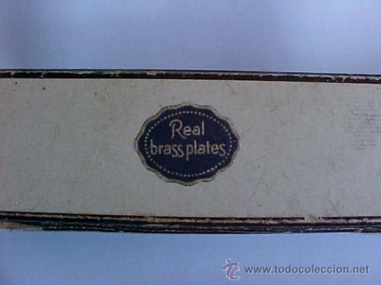 Instrumentos musicales: sello en la parte posterior de la caja - Foto 6 - 26425293