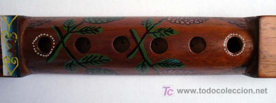 Instrumentos musicales: FLAUTA ANDINA BOLIVIANA - Foto 3 - 26175119
