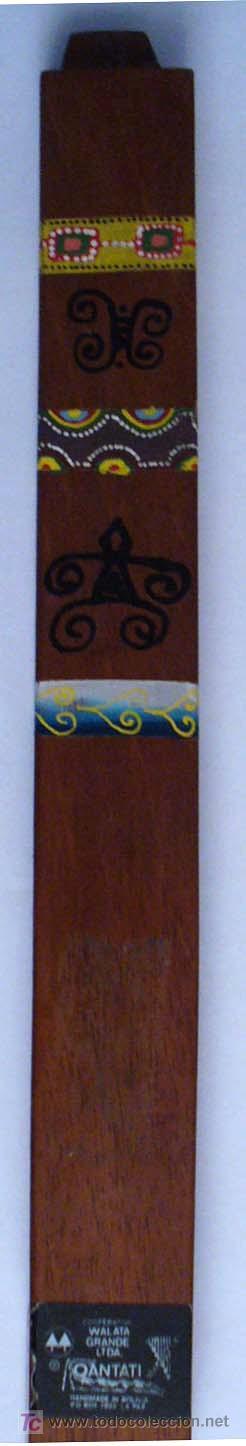 Instrumentos musicales: FLAUTA ANDINA BOLIVIANA - Foto 2 - 26175119