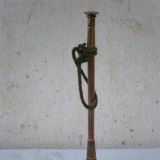Instrumentos musicales: TRONPETILLA DE COBRE. Lote 18600837