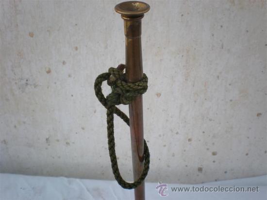 Instrumentos musicales: tronpetilla de cobre - Foto 2 - 18600837