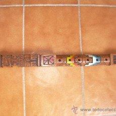 Instrumentos musicales: FLAUTA TIPICA BOLIVIANA INCA. Lote 26557943