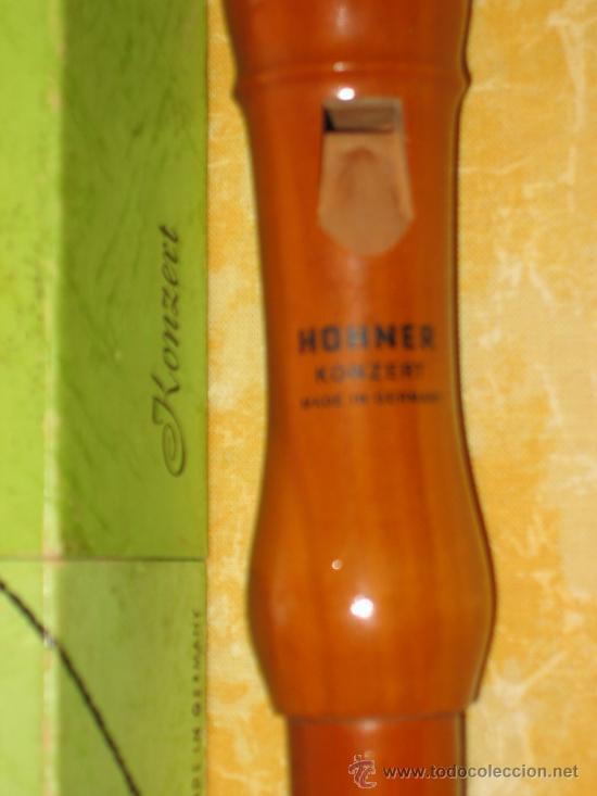 Instrumentos musicales: FLAUTA DULCE HONNER (ALEMANIA) Y MÉTODO DE INTERPRETACIÓN. - Foto 6 - 26439413