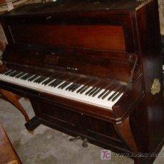 Instrumentos musicales - EXCELENTE PIANO VERTICAL EN PALO SANTO ( MIGUEL SOLER ) - 20578656
