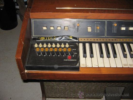 Instrumentos musicales: ORGANO DE MUSEO - Foto 3 - 26353488