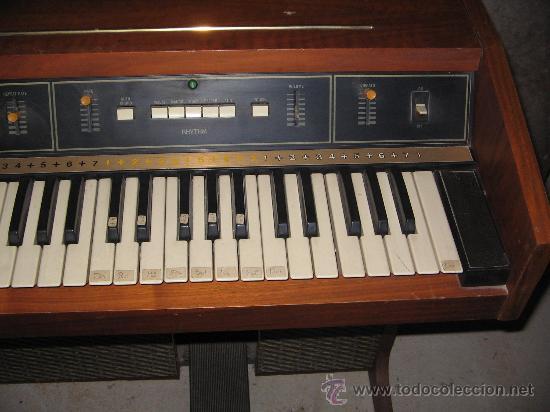 Instrumentos musicales: ORGANO DE MUSEO - Foto 4 - 26353488