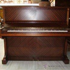 Instrumentos musicales: PIANO VERTICAL,ELCKE REF.4429. Lote 26048311