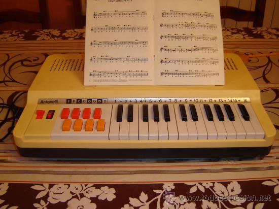 ORGANO ELECTRICO CON TECLADO POLIFONICO (Música - Instrumentos Musicales - Teclados Eléctricos y Digitales)