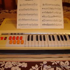 Instrumentos musicales: ORGANO ELECTRICO CON TECLADO POLIFONICO. Lote 26239393
