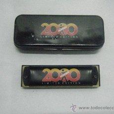 Instrumentos musicales: ARMONICA HOHNER 2000 RF-61 HARMONICA-65. Lote 56890626