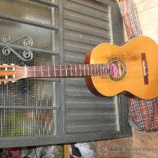 Instrumentos musicales: GUITARRA ESPAÑOLA MARCA RITMO AÑOS 70. Lote 47942258