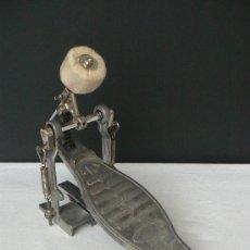 Instrumentos musicales: PEDAL PARA BOMBO DE BATERIA CON MAZA.. Lote 27776228