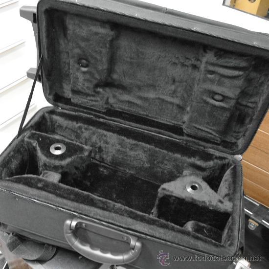 Instrumentos musicales: troley para dos trompetas.o trompeta y piccolo. - Foto 2 - 28376801