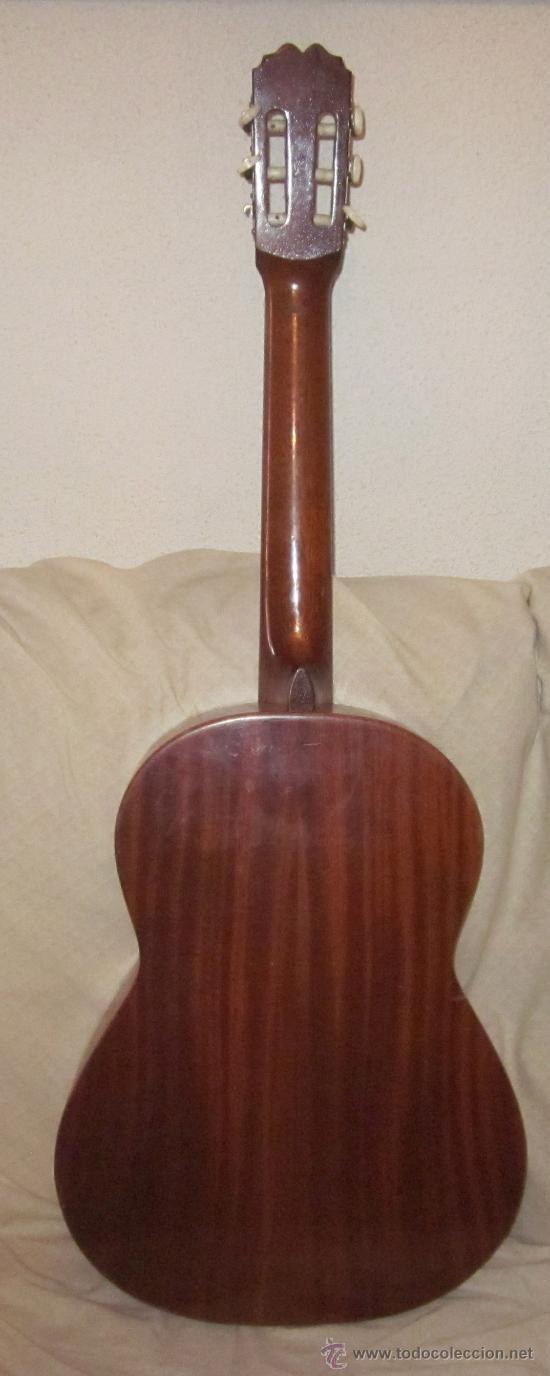 Instrumentos musicales: GUITARRA ESPAÑOLA,MARCA RITMO - Foto 2 - 28710164