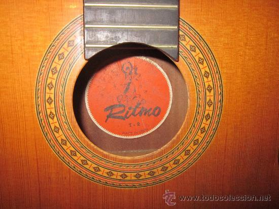Instrumentos musicales: GUITARRA ESPAÑOLA,MARCA RITMO - Foto 3 - 28710164