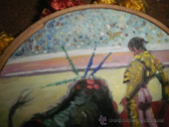 Instrumentos musicales: Antigua pandereta - Foto 2 - 28846872