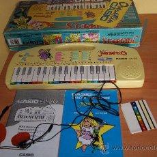 Instrumentos musicales: ORQUESTIN CASIO /ORGANO EP-20 LOS TELEÑECOS 1987 . Lote 30189246