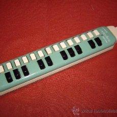 Instrumentos musicales: HOHNER MELODICA SOPRANO DE METAL Y PLASTICO. Lote 46129269