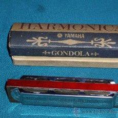Instrumentos musicales: ARMONICA YAMAHA - MODELO GONDOLA - C -. Lote 30496596