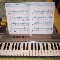 Instrumentos musicales: TECLADO BOMTEMPI MUSICPARTNER. Lote 30516885