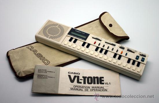 ORGANO CASIO VL-TONE VL1. (Música - Instrumentos Musicales - Teclados Eléctricos y Digitales)