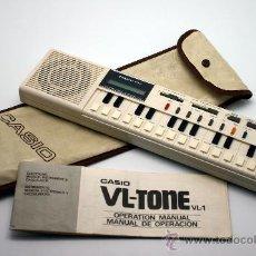 Instrumentos musicales: ORGANO CASIO VL-TONE VL1.. Lote 42267797