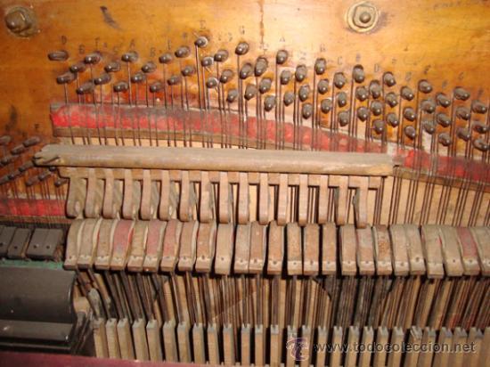 Instrumentos musicales: Esplendido y antiguo organillo o piano de manubrio - Foto 2 - 30983993