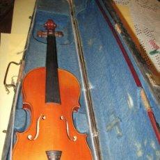 Instrumentos musicales: ANTIGUO VIOLIN MODELO APRES ANTONIUS STRADIVARIUS - VER FOTOS. Lote 31198561