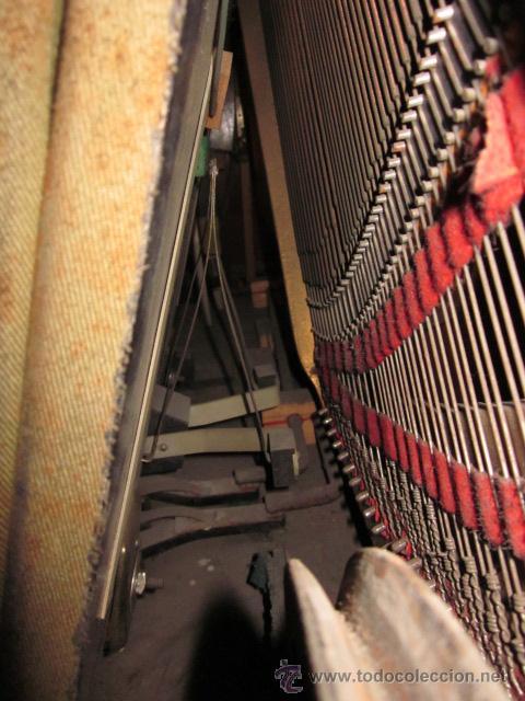 Instrumentos musicales: PIANOLA PIANO WEBER Y ROLLOS DE MUSICA - Foto 20 - 80134227