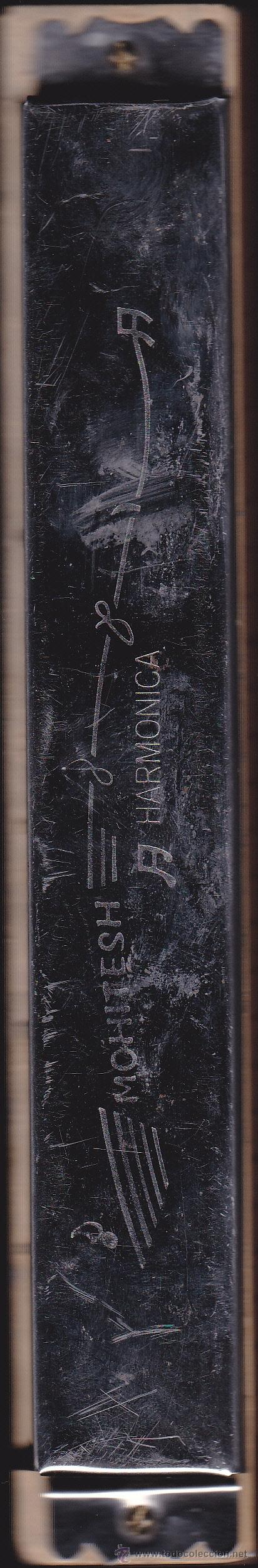 HARMÓNICA MOHITESH (Música - Instrumentos Musicales - Viento Metal)