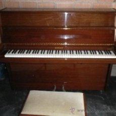 Instrumentos musicales: MAGNIFICO PIANO VERTICAL PRACTICAMENTE NUEVO. MARCA KNIGHT LONDON. Lote 32165719