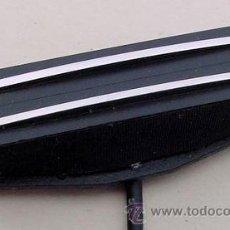 Instrumentos musicales: PASTILLA DUAL HOT RAIL PARA TELEC O SIMILAR NEGRA NUEVA. Lote 32616929