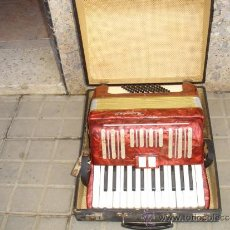 Instrumentos musicales: ACORDEON GRANDE RIGOLAH. Lote 32816414