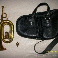 Instrumentos musicales: CORNETA HONSUY MODELO STANDARD. Lote 32929991