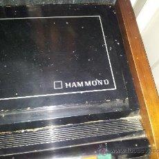 Instrumentos musicales: TECLADO HAMMOND. Lote 33744205