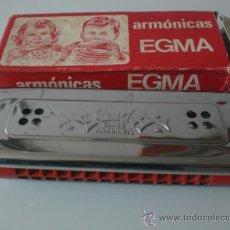 Instrumentos musicales: ARMONICA EGMA CLASSIC. Lote 34011224