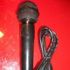 Instrumentos musicales: MICROFONO. Lote 34316994