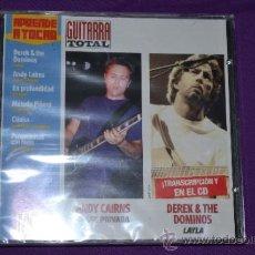 Instrumentos musicales: CD . Lote 34504697
