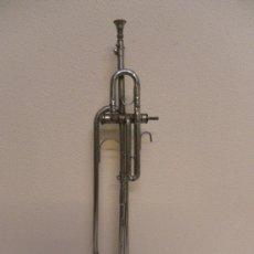 Instrumentos musicales: TROMPETA. DITTA . ROMA.. Lote 34651690