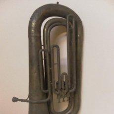 Instrumentos musicales: TUBA. COUESNOM. PARIS.. Lote 34651836