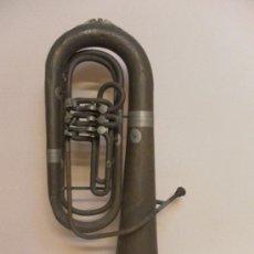 Instrumentos musicales: TUBA. CARLD. MILANO. . Lote 34651959