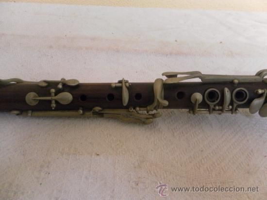 Instrumentos musicales: Clarinete. - Foto 3 - 34651476