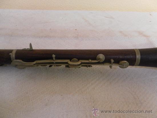 Instrumentos musicales: Clarinete. - Foto 6 - 34651476