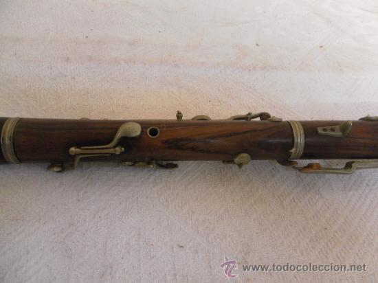 Instrumentos musicales: Clarinete. - Foto 7 - 34651476