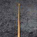 Instrumentos musicales: ANTIGUA TROMPETA TIBETANA O NEPALESA EXTENSIBLE EN COBRE Y ADORNOS METÁLICOS. Lote 35915433
