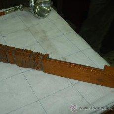 Instrumentos musicales: FLAUTA DE MADERA. Lote 112653095