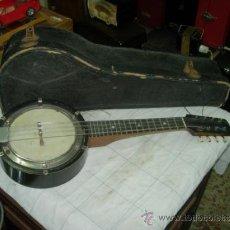 Instrumentos musicales: BANJO . Lote 36578200