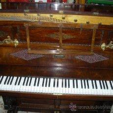 Instrumentos musicales: PIANO ANTIGUO MONTANO MADRID. Lote 36657897