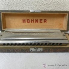 Instrumentos musicales: ARMÓNICA HOHNER ALEMANA.. Lote 36851220